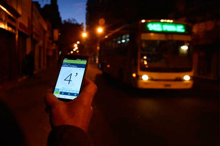 Nueva medición nocturna del Observatorio Social del Transporte