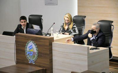 Sain llevó al Concejo Municipal de Rosario el Proyecto de Ley sobre el nuevo Sistema de Seguridad y Policial