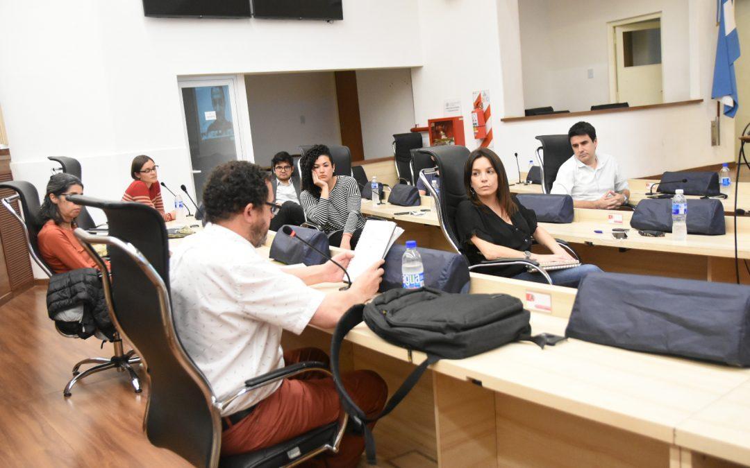 Concejo Municipal: Rosario se sumó al debate nacional por la Ley de Humedales