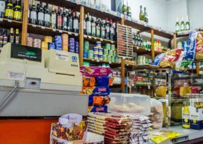 Red de proveedores de alimentos para comercios de cercanía