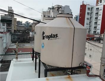 Medidas de seguridad en la limpieza de tanques de agua