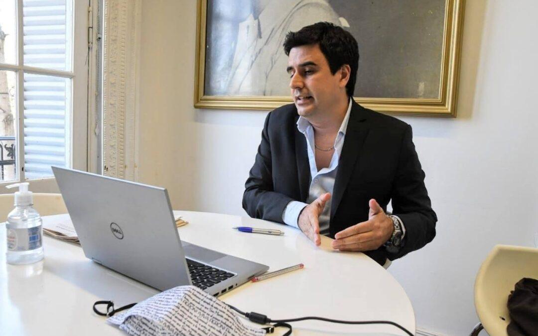 """Toniolli: """"La emergencia del transporte no puede extenderse más que lo que dure la pandemia"""""""